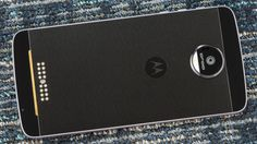 The Motorola Moto Z Droid is a cool smartphone with removable backs, but it lags slightly behind its bigger sibling.