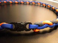 How to make paracord necklaces