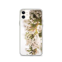 iPhone Case with spring blooming tree - Flowers on a tree in Canada - Toronto photographer - Photo Print - phone case Spring Blooming Trees, Toronto Photographers, Iphone Cases, Canada, Apple, Handmade Gifts, Nature, Flowers, Prints