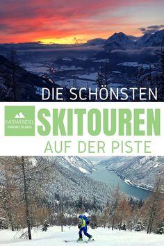 Auf der Suche nach einer guten #Pistenskitour in den #alpen nahe #münchen ? meine schönsten #Pistenskitouren im #karwendel #rofan ✔️ plus Guide #Nachtskitouren ✔️ Tipps #Skitourenausrüstung - meine #skitour #tipps