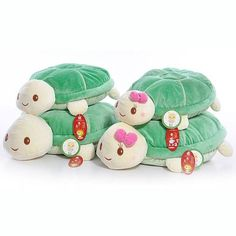 Lovely Plush Turtle Doll Lovers Stuffed Turtle Cushion Plush toys