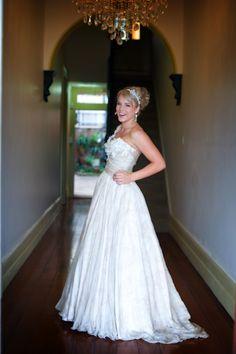 Spring Bridal Inspiration With Elizabeth De Varga