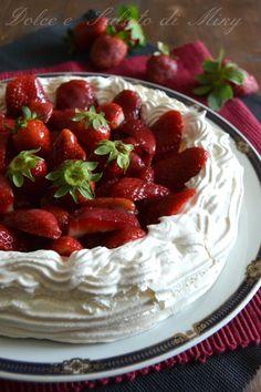 ricetta pavlova con le fragole | Dolce e Salato di Miky