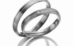 Verighete aur alb MDV920 #verighete #verighete3mm #verigheteaur #verigheteauraalb #magazinuldeverighete Aur, Bangles, Bracelets, Wedding Rings, Engagement Rings, Jewelry, Diamond, Enagement Rings, Jewlery
