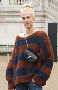 #rubyloves Chloé Georgia Waist Bag // Aymeline Valade Streetstyle