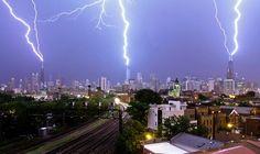 Las tormentas eléctricas son aquellas en las que se generan, una gran cantidad…
