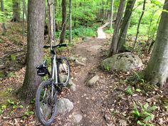 Mtb Merrell Trail, Rockford, MIchigan