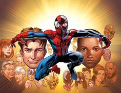 First Look: ULTIMATE SPIDER-MAN #200 - Comic Book Preview - Comic Vine