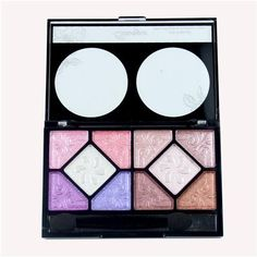 MEIS Brand Makeup Cosmetics Professional Makeup 8 Colors Eye shadow 2 Colors Blusher palette Blush Eyeshadow Palette MS1016