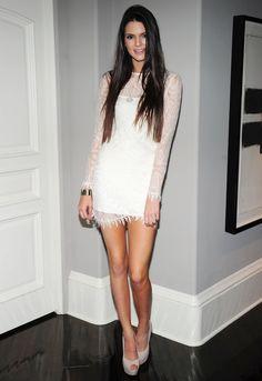For Love & Lemons Scarlet Dress in 2 Colors - as seen on Kendall Jenner