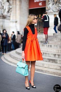Natalie Joos Street Style Street Fashion by STYLEDUMONDE Street Style Fashion Blog