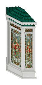 Victorian Mock-Bay window