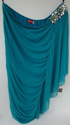 super popular d02b7 57db3 Ruby Rox Lonely Shoulder Plus Size Aqua Dress   eBay Lonely, Aqua, Feeling  Alone