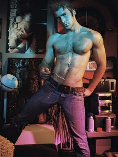 Chris Evans for Flaunt Magazine