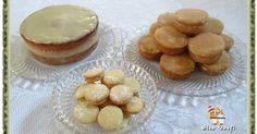 Ando testando algumas receitas de bolo com fécula de batata.   Algo entre o pão de ló e o bolo comum....
