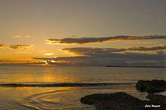 Amanecer en Denia Alicante Daybreak in Denia Alicante Spain