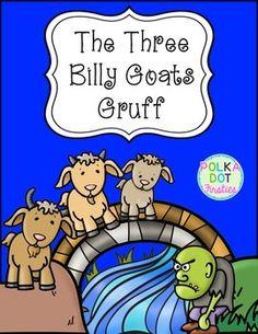 The Three Billy Goats Gruff includes troll craft