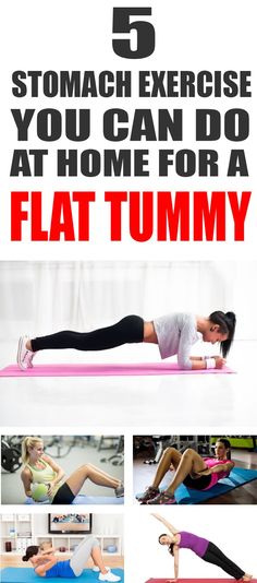 5 Stomach Exercises You Can Do at Home for a Flat Tummy - Free Health Tips Health Tips For Women, Health Advice, Health Care, Home Beauty Tips, Beauty Hacks, Diy Beauty, Beauty Skin, Star Beauty, Home Medicine