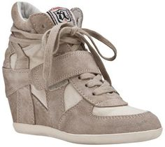 ShopStyle: AshBowie wedge sneaker