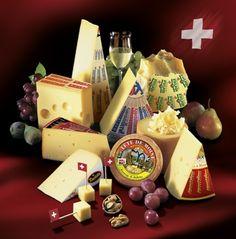 Swiss cheese / Schweizer Käse / Fromage suisse