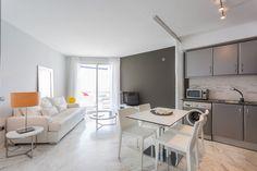 DONOUSSA APARTMENT | Fall in love with Ibiza in this comfortable 65m2 apartment.  #ibizaluxury #ilx #ibiza