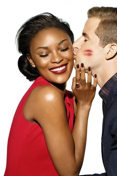 ♡ Gorgeous and sexy Interracial couple #Love #WMBW #BWWM Find your #InterracialMatch Here interracial-dating-sites.com