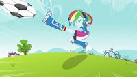 Image - Rainbow Dash soccer kick EG.png | My Little Pony ...