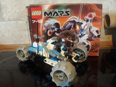 Life on mars buggy 2001 7312