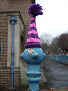 I think this is more a case of someone losing their bobble hat?