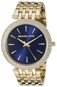#Inspirational #Fashion I'm #excited that #USA has world known #designer, #MichaelKors!  He's worked for his title all his #life! He's #fashion is #modern for #fashionable, #sensible #women, #men, MK3406 Darci Gold-Tone #Watch https://www.michaelkorsoutletonlinestores.com/product/michael-kors-womens-mk3406-darci-gold-tone-watch/ Michael Kors Women's MK3406 Darci Gold-Tone Watch  #michaelkors #mk mk michael kors, more Michael Kors products at https://www.michaelkorsoutletonlinestores.a