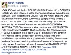 Younique in the UK | Younique UK | United Kingdom | Younique United Kingdom | Exclusive Black Status/Level Presenter | Younique Presenter Promotions | Younique | Fast Track | Direct Sales | Top Team | Success | Make Money | MUA | Makeup Artists | Join Now | Succeed | Younique Products | 3D Fiber Lash Mascara | 3D Fiber Lashes | Cosmetics | Beauty Products | Motivation | Life Changing | Best Decision | Make Money | Work From Home | Financial Freedom | Top Leader | www.MyYouniqueLook.com