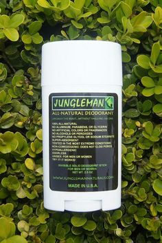 Even more great news for our customers in the Tucson, AZ area!!! Jungleman Naturals Deodorants will be sold at 2 more New Life Health Center locations (Both the Ajo and Speedway locations) in Tucson, AZ. If you live anywhere in the Tucson area, we've got you covered, with 4 convenient locations to choose from. Stop by and grab a stick of the greatest deodorant on Earth!  www.newlifehealth.com