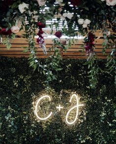 LED Neon Wedding custom sign is very popular now, it is so morden and chic! Wedding Signs, Wedding Ceremony, Our Wedding, Dream Wedding, Wedding With Lights, Wedding Lighting, Reception, Wedding Goals, Wedding Planning