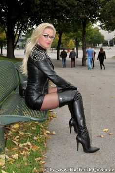 Let me lick your boots and gloves mistress