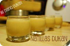 Ingredientes:   500ml leche desnatada   Edulcorante   Aroma al gusto (vainilla por ejemplo)   Una cucharadita Agar agar (1grs) ó de gel...