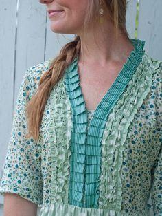 Penelope Ladies Dress   Ladies, Dresses :Beautiful Designs by April Cornell