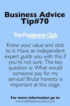 Business Advice!
