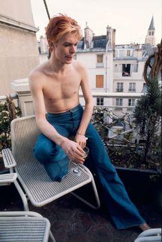 Paris, 1976, by Andrew Kent