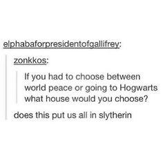{Harry Potter} probably but I'm still not complaining