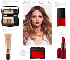 5 BEAUTY LOOKS FOR THE WEEKEND
