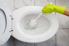 Es usual observar manchas marrones en el inodoro. Estas se generan por la presencia de minerales presentes en las llamadas aguas duras. El único problema es que a la hora de la limpieza del baño, quitar las marcas de agua en el interior del inodoro suele ser una tarea postergada. Y claro, como ocu