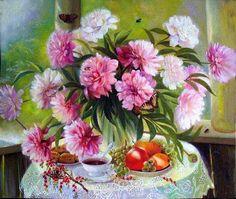 Fleurs et jardins en peinture - Page 10