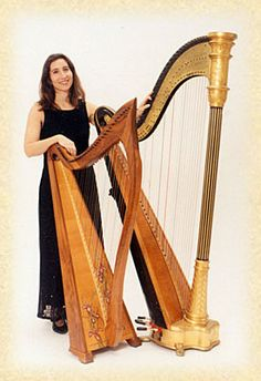 My Other Favorite Instrument: the Celtic Harp