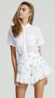 alice McCALL Secret Garden Short / Australian Fashion Designers