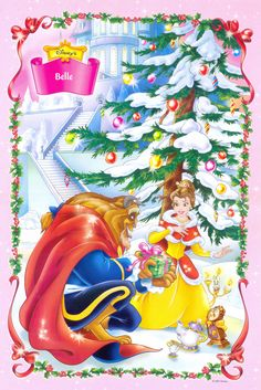 Christmas with Beauty and the Beast