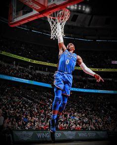 Russel Westbrook Nba Season, Chicago Bulls, Kobe Bryant, Thunder, Basketball Court, Squad, Game, Basketball, Sports