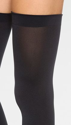 Wolford Fatal 80 Seamless Stay Up Tights Wolford Tights, Pantyhose Outfits, Stay Up, Black Stockings, Classy Women, Thigh Highs, Hosiery, White Lace, Trending Outfits