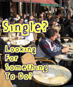 Local singles events