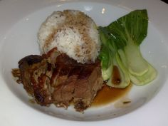 Roast duck with rice - Urban Kitchen