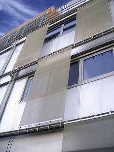 metal wire mesh solar shading - ArchiExpo